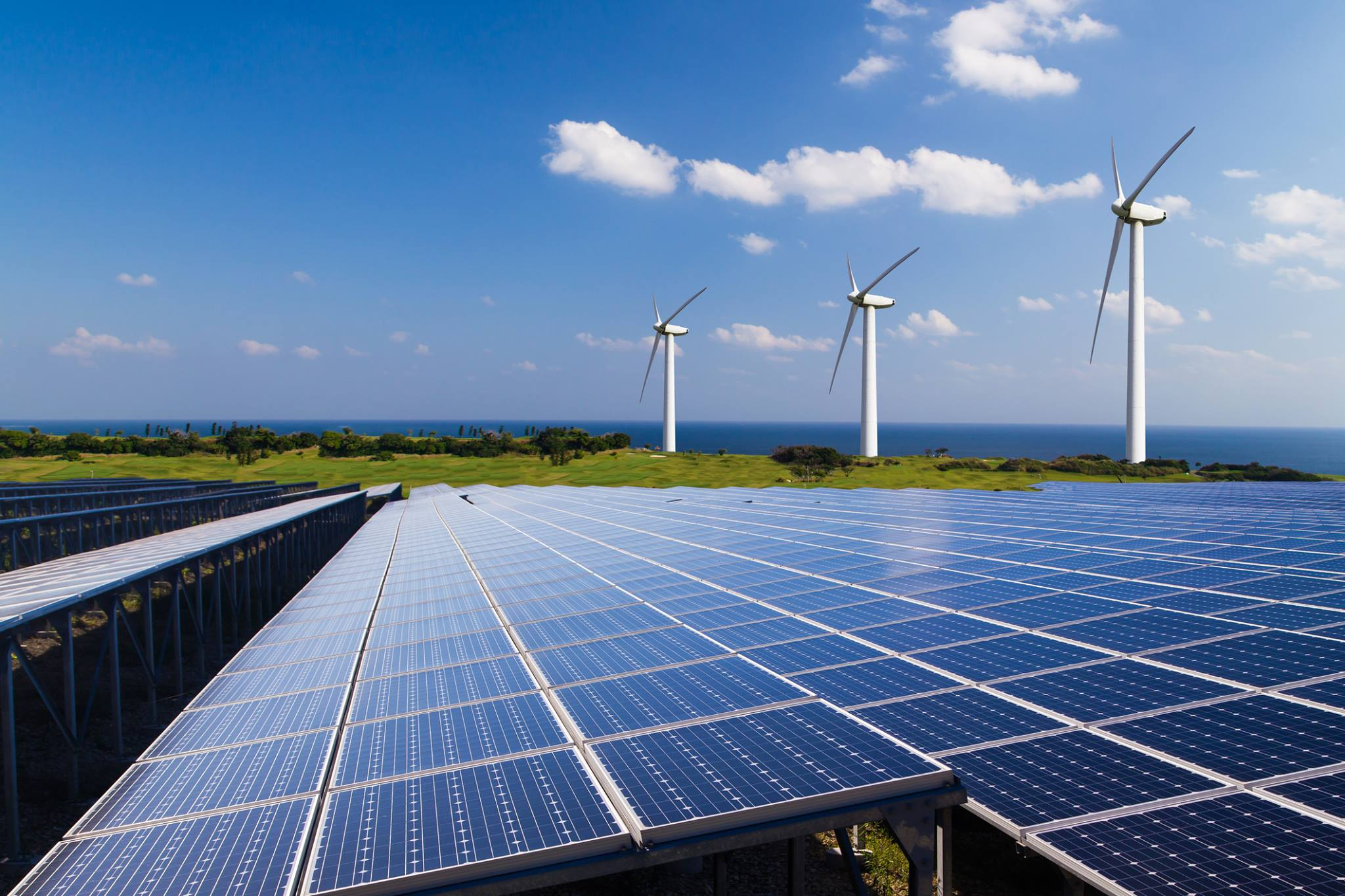 Go Green: Learn About Clean Energy with EGR 270 this fall