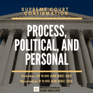 Graphic for Supreme Court Nomination: Process, Political and Personal