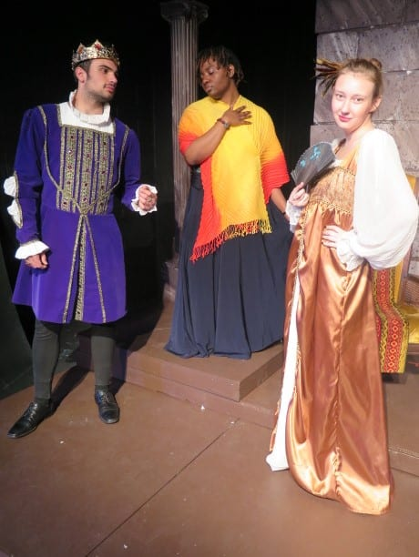 SUNY Broome students perform in 'The King Stag'