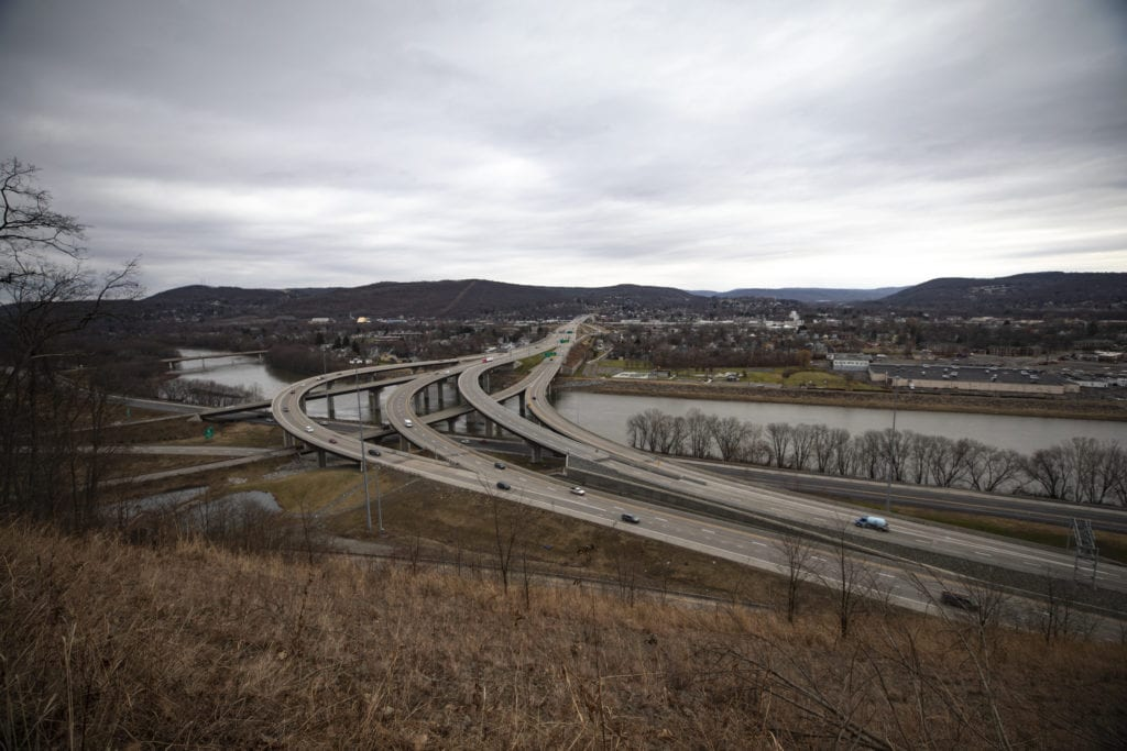 Prospect Mountain has been the most massive road project in NYSDOT history