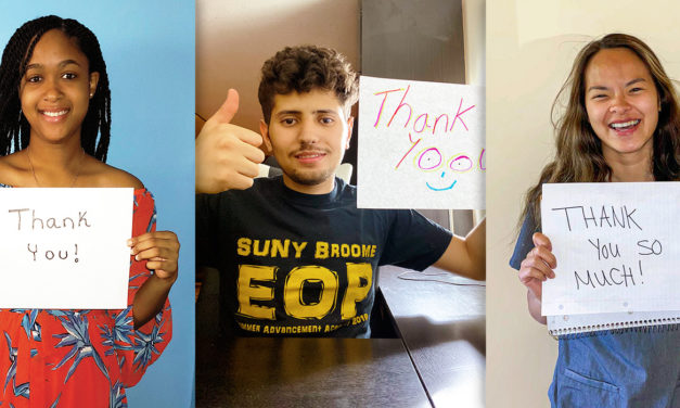 24 Hours of Giving: The Impact of Scholarships | Part One