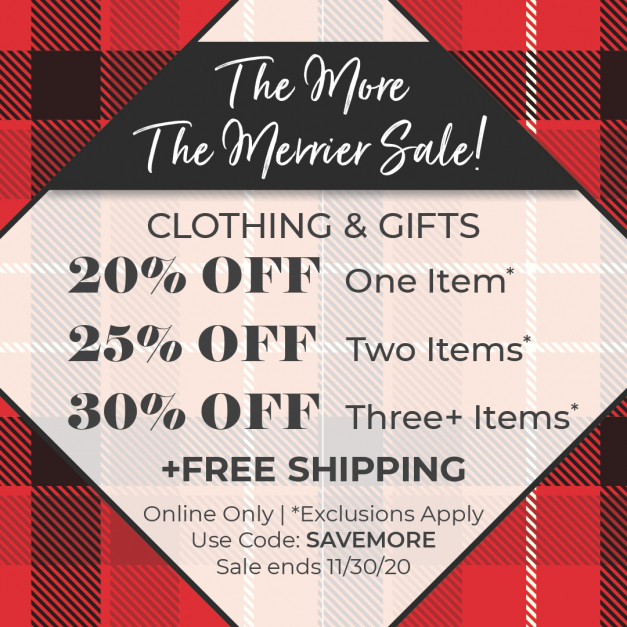More the Merrier Sale !