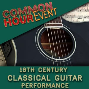 Common Hour event: A Celebration of 19th Century Music @ Titchener Hall Room 102