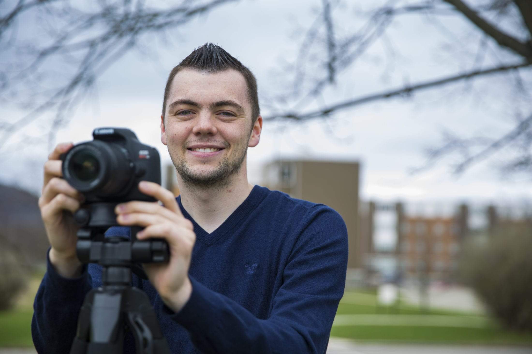 Learning to fail: Spurred by disappointment, Joshua improves as a filmmaker and an artist