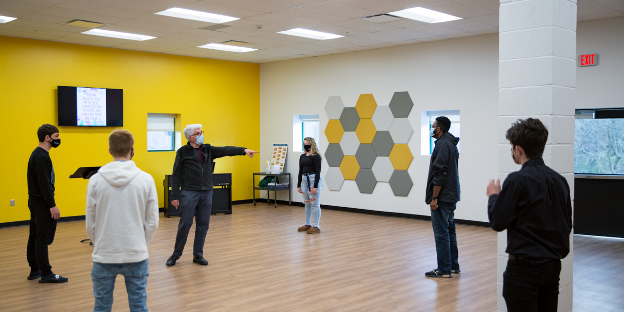 SUNY Broome unveils new rehearsal and performance space